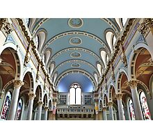 Cathedral Parish of Saint Patrick #4 Photographic Print