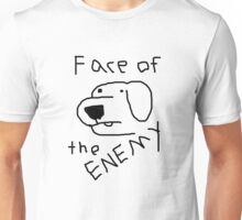 Face of the Enemy Unisex T-Shirt