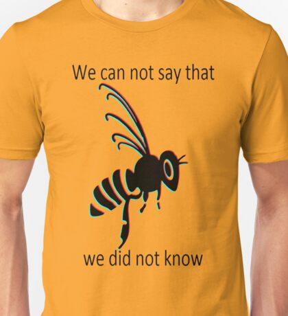 BRB Know Unisex T-Shirt