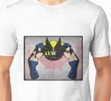 comic book logan Unisex T-Shirt