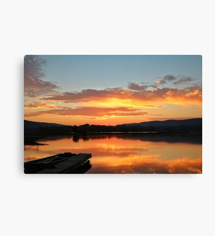 Pennsylvania Landscape #4 Canvas Print
