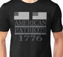 American Patriots 1776  Unisex T-Shirt
