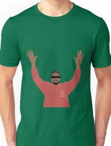 Kanye  West cartoon design Unisex T-Shirt