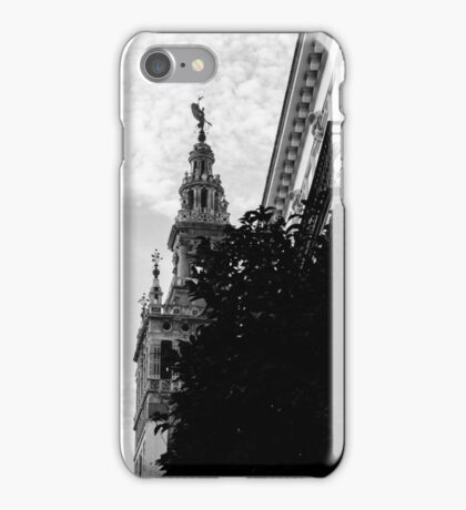 Sevilla - La Giralda iPhone Case/Skin