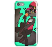 Witchy Wolf iPhone Case/Skin