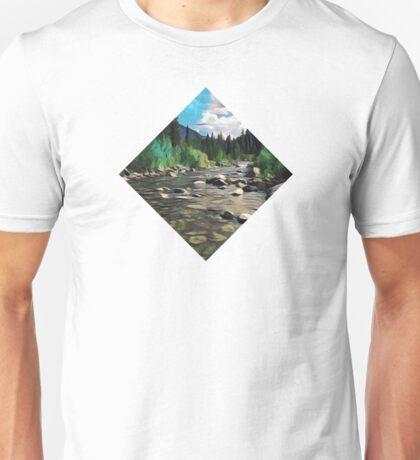 Mountain River Unisex T-Shirt