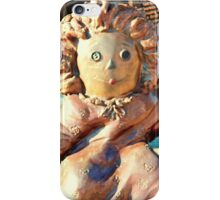 Comedy Doll iPhone Case/Skin