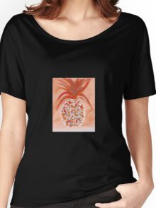 Salty pineapple Women's Relaxed Fit T-Shirt