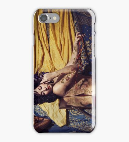 Devinette iPhone Case/Skin