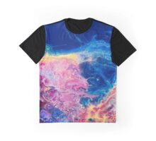 Fluid Abstract Painting II Graphic T-Shirt