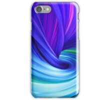 Twisting Forms #7 iPhone Case/Skin