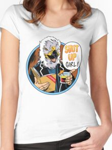 """""""Colonel's Orders"""" - Special Edition Chestbridge Design Women's Fitted Scoop T-Shirt"""