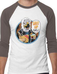 """Colonel's Orders"" - Special Edition Chestbridge Design Men's Baseball ¾ T-Shirt"