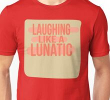 "Fall ""Laughing Like A Lunatic"" Halloween Twiztid Design Unisex T-Shirt"