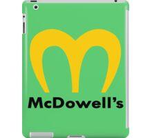 McDowells iPad Case/Skin