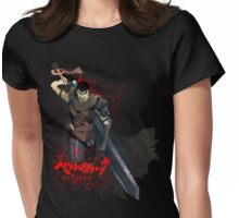 Berserk  Womens Fitted T-Shirt