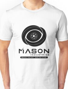Timeless - Mason Industries - Protect The Past Save The Future Unisex T-Shirt