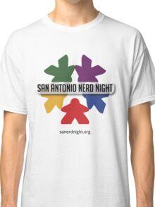San Antonio Nerd Night - Color Classic T-Shirt