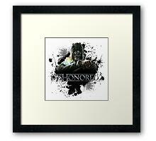 Dishonored 2 | Fan Designs Framed Print