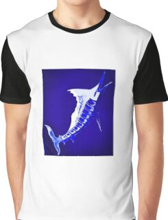 Electric marlin Graphic T-Shirt