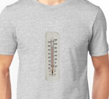 vintage thermometer Unisex T-Shirt