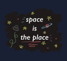 Space is the Place Kids Tee