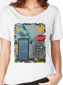 Never Stop Dreaming #2 Women's Relaxed Fit T-Shirt
