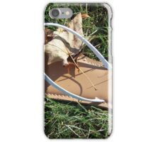 Left Out iPhone Case/Skin