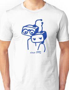 1992 silver jubilee marriage Unisex T-Shirt