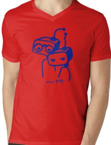 1992 silver jubilee marriage Mens V-Neck T-Shirt