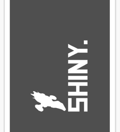 Shiny Firefly Sticker