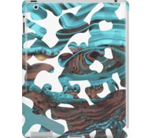 Planet letters iPad Case/Skin