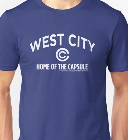West City tee Unisex T-Shirt