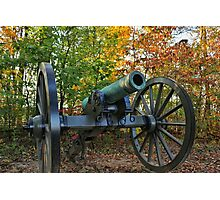 Gettysburg National Military Park #6 Photographic Print