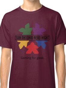 San Antonio Nerd Night - Color Flat (Light) Classic T-Shirt