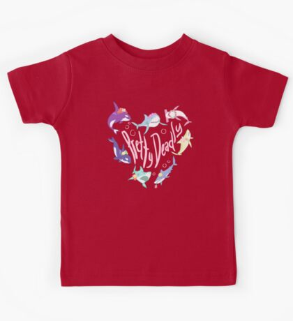 Pretty Deadly Kids Tee