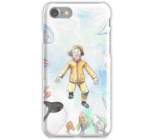 Old Salt of the Sea iPhone Case/Skin