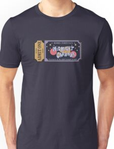 Nerdy Tee - Mommy Fortuna's Midnight Carnival Unisex T-Shirt