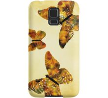 Butterfly Kisses Samsung Galaxy Case/Skin