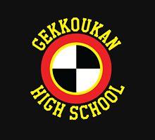 Gekkoukan Emblem with Text Unisex T-Shirt