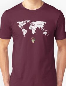 """I Know My Geography"" T-Shirt"