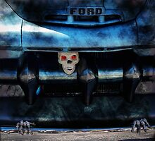 Ford Truck Skeleton by CarolM