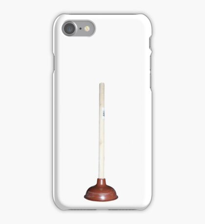 A Plunger iPhone Case/Skin