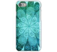 Oceanic Mandala Pattern iPhone Case/Skin