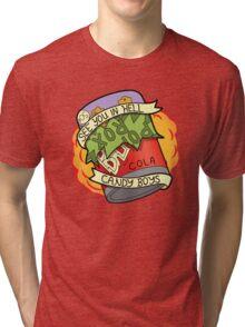 Candy Boys - The Simpsons Tri-blend T-Shirt