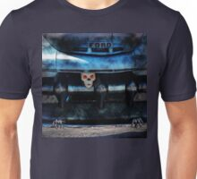 Ford Truck Skeleton Unisex T-Shirt