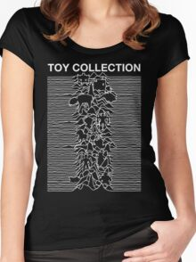 TOY COLLECTION Women's Fitted Scoop T-Shirt