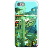 Hamburg Landungsbrücken #Tiltshift  iPhone Case/Skin