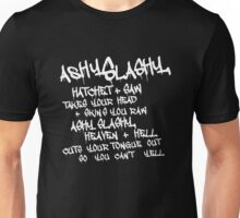 Ash vs The Evil Dead - ASHY SLASHY Unisex T-Shirt