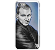Ninth Doctor Who Christopher Eccleston Fantastic iPhone Case/Skin